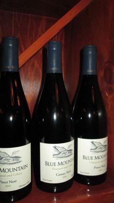 Blue Mountain 2011 Gamay Noir & Pinot Noir