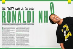 In the mag: Ronaldinho! FourFourTwo's South American special ft. Robinho, Rondon & more | FourFourTwo