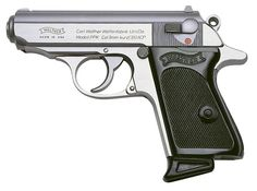 Walther PPK The James Bond Weapon of Choice Find our speedloader now! http://www.amazon.com/shops/raeind