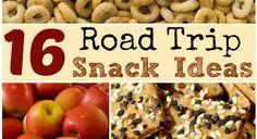 Road Trip Snacks for Family Travel Vacations #KidTravel @mybuddytag #mybuddytag
