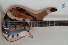 Briken Telli 4-String Bass Guitar