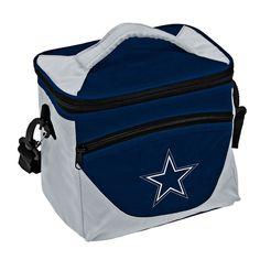 Logo Brand Dallas Cowboys Halftime Lunch Cooler, Multicolor