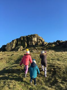 Great places to visit with kids in Harrogate. Almscliffe Crag. Harrogate Mama