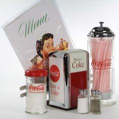 Coca Cola Tableware Set