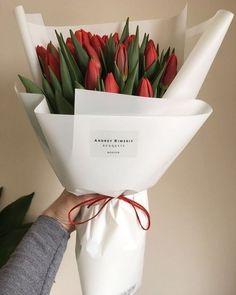 Flower Packaging - Her Crochet