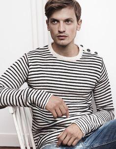 Eddie Klint for Vogue Hommes Paris x The Woolmark Company