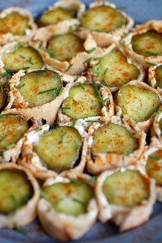 Probiotic Pickle Poppers!  ~Cultured Food Life