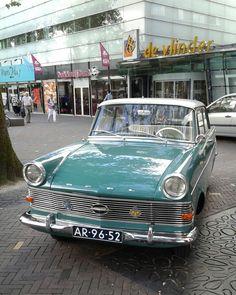 Opel Olympia Rekord / 1961 / Emmen