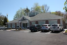 April 29th, 2013 - We're done! Today is Day One at our brand new North Haven office!