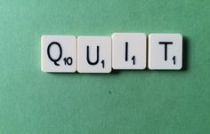 WHY IT'S OK TO BE A SERIAL QUITTER By The Minimalist Vegan