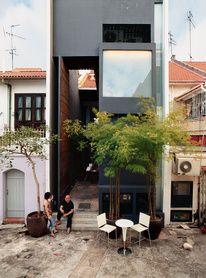 ching ian yang yeo house backyard patio