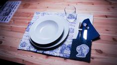 Realizza con la nostra esperta di cucito creativo una bellissima tovaglietta americana: è perfetta per la colazione!