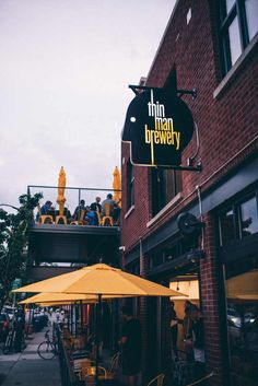Thin Man Brewery Too Buffalo Restaurants Diners Skinny