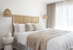 Boutique Hotel Room, A Boutique, Home Bedroom, Bedroom Decor, Hotel Sunshine, Sunshine Coast, Bali, Hotel Room Design, Coastal Bedrooms