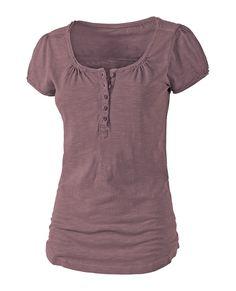 Faro T-Shirt - Mauve