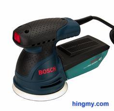 Bosch ROS20VSK Orbital Sander Review #powertools #review #bosch #randomorbitsander Power Tools, Tips, Hand Tools, Electrical Tools, Counseling