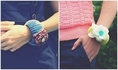 I Love these beautiful bracelets!  Can I make them myself?  I don't know, but I'll try my best and see what happens!