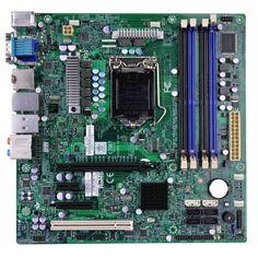 Supermicro C7Q67 Intel Q67 Socket 1155 mATX Motherboard w/Dual HDMI Video Audio Dual GbLAN & RAID