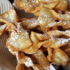 Recette véritables bugnes lyonnaises - Cuisine et Vins de France