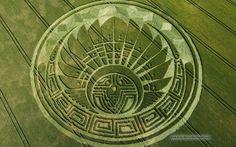 Crop circles | Crop Circles Wallpapers of Nature