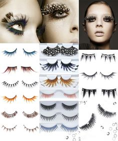 ec6e9178918 72 Best Eye Brows & Eye Lashes images | Artistic make up, Beauty ...