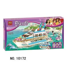 46.91$  Watch now - http://alic4d.shopchina.info/go.php?t=32763572196 - 2017 BELA 10436 Princess Undersea Palace Girl Friends Building Blocks 383pcs Bricks Toys For Children Birthday Gift 46.91$ #buyonlinewebsite