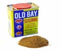 Homemade Old Bay Seasoning spice blend