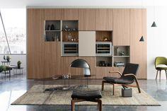 - Courants d'Arts Perene - #Living #Salon #AgencementLyon #ArchitectureIntérieur #CuisineDesign #DecorateurLyon #DécoCuisine #RénovationCuisine #SalonBois