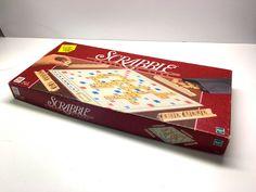 Vintage Scrabble By Milton Bradley 1989 by vintagetoolbox on Etsy