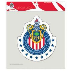 The Soccer Advantage - Chivas De Guadalajara DECALS, $1.00 (http://www.thesocceradvantage.com/chivas-de-guadalajara-decals/)