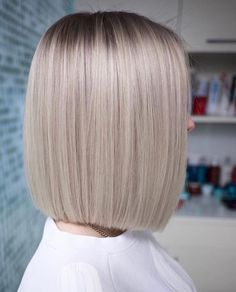 Best Hairstyles for Short Hair - Hair & Beauty Short Bob Hairstyles, Cool Hairstyles, Natural Hairstyles, Hairstyle Ideas, Medium Bob Haircuts, Perfect Hairstyle, Popular Hairstyles, Hairdos, Hairstyles Haircuts