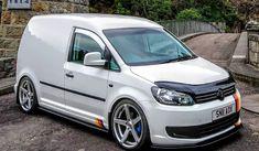 Vw Caddy Tuning, Caddy Van, Volkswagen Caddy, Vanz, Vw Vans, Car Mods, Camper, Future Car, Jack Frost