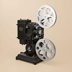 Products Movie Brown Film Reel $165