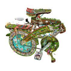 Dahon: Unfold your world
