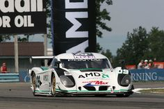 #09 Spirit of Daytona Racing Pontiac/Crawford Daytona Prototype. Watkins Glen International, 2006.