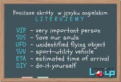 Ku przestrodze (police, a visit, information) - Loip Angielski Online English Time, English Words, Learn English, English Language, English Grammar Tenses, English Vocabulary, Education English, Teaching English, Friend Quiz