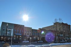 Historic Downtown Fargo, ND