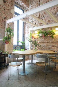 Blanca 6 in Madrid, Spain. https://www.facebook.com/pages/Blanca-6-Restaurante/245870818873685