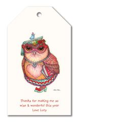 Personalised Tracy Paul Owlivia Gift tags - order and personalise online at www.macaroon.co.za Kids Labels, Personalized Stationery, Teacher Gifts, Gift Tags, Holiday Cards, Cute Pictures, Owls, Prints, Inspiration