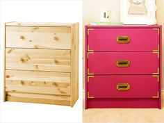 Ikea Hack: Rast Chest. #diy #home http://www.ivillage.com/ikea-hack-how-transform-and-repurpose-your-ikea-furniture/7-a-525310