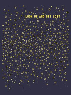 look up and get lost...remember that night in key west.. just me and the stars.