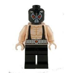 LEGO Batman LOOSE Mini Figure Bane