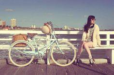 Vintage Dutch Bikes Online | by Papillionaire Australia as seen in St Kilda, Melbourne.