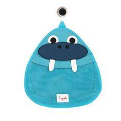 3 Sprouts Bath Toy Storage Bag, Blue Walrus by 3 Sprouts, http://www.amazon.com/dp/B009YCYWQ8/ref=cm_sw_r_pi_dp_CVqXqb12VJAZ6