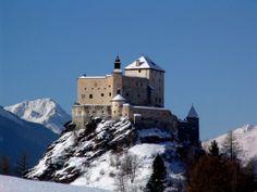 Castello di Tarasp - Svizzera