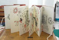 Leporello Book