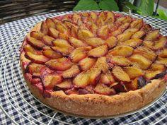 Zwetschgenkuchen mit Quarkölteig   Mein schönes Land bloggt