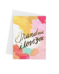 Show Grandma some love!