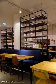 Dining and wining in Helsinki: Restaurant Pastor. A fun, fresh mix of Peruvian, East Asian and Spanish cuisines!