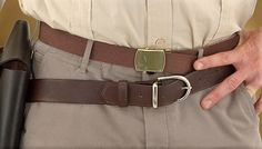 Todd's Costumes - Indiana Jones Leather Weapon Belt, $29.95 (http://www.toddscostumes.com/costumes/movie-costumes-indiana-jones-costume/indiana-jones-bags-belts-holsters-ect/indiana-jones-leather-weapon-belt/)